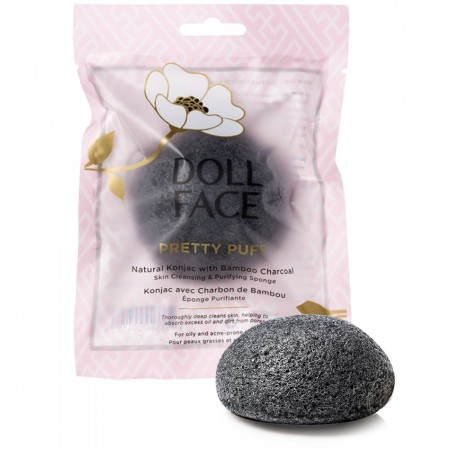 Doll Face - Pretty Puff - Charcoal