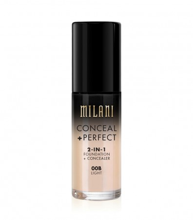 Milani Conceal & Perfect Liquid Foundation - Light
