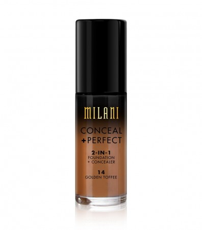 Milani Conceal & Perfect Liquid Foundation - Golden Toffee