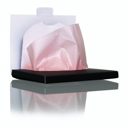 Beauty Made Easy - Pink oil blotting sheets