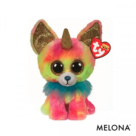 TY Beanie Boos - Yips Chihuahua med horn