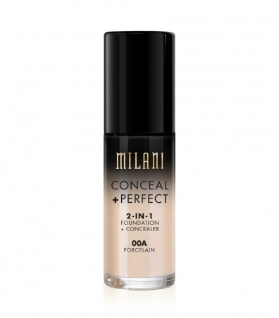Milani Conceal & Perfect Liquid Foundation - Porcelain
