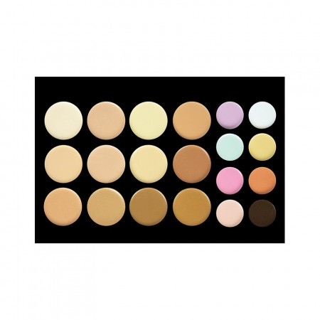 Crown -  20 Colour Concealer / Contour Palett