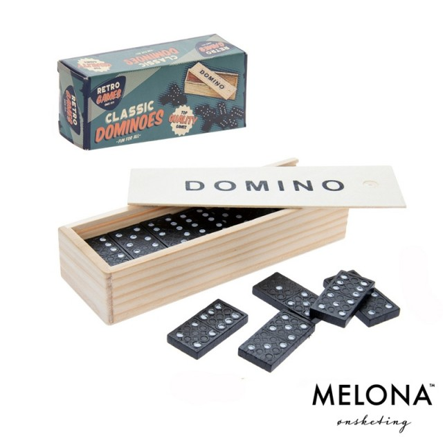 Retro Spill - Domino
