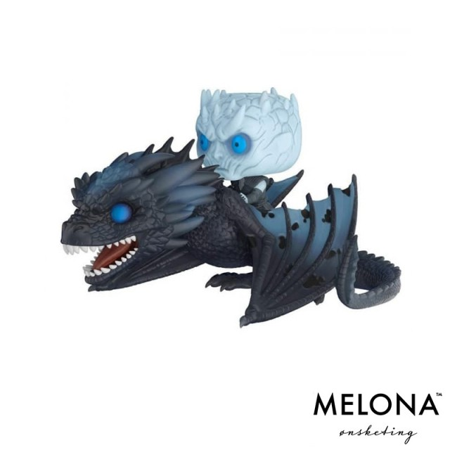 Funko Pop! Figur- Game of Thrones - Night King & Icy Viserion - melona.no
